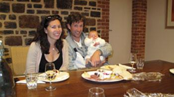 Kelly, Adam and Joscelyn